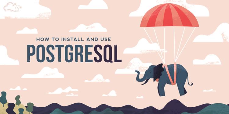آموزش نصب ، معرفی و نحوه استفاده PostgreSQL در CentOS 7