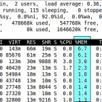 برسی فضای هارد دیسک ، پوشه ها و فایل ها در سرور لینوکس