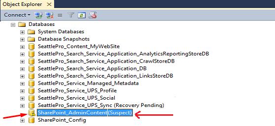آموزش رفع مشکل Suspect Database در دیتابیس MS SQL Server